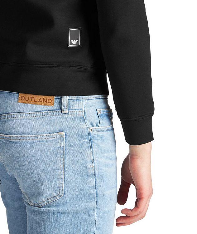 Travel Essentials Cotton-Blend Sweatshirt picture 4