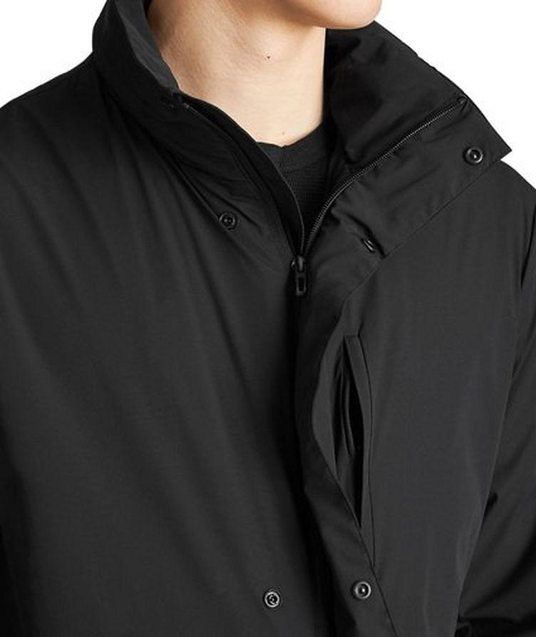 Travel Essential Packable Water-Repellent Jacket image 2