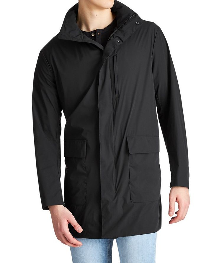 Travel Essential Packable Water-Repellent Jacket image 0