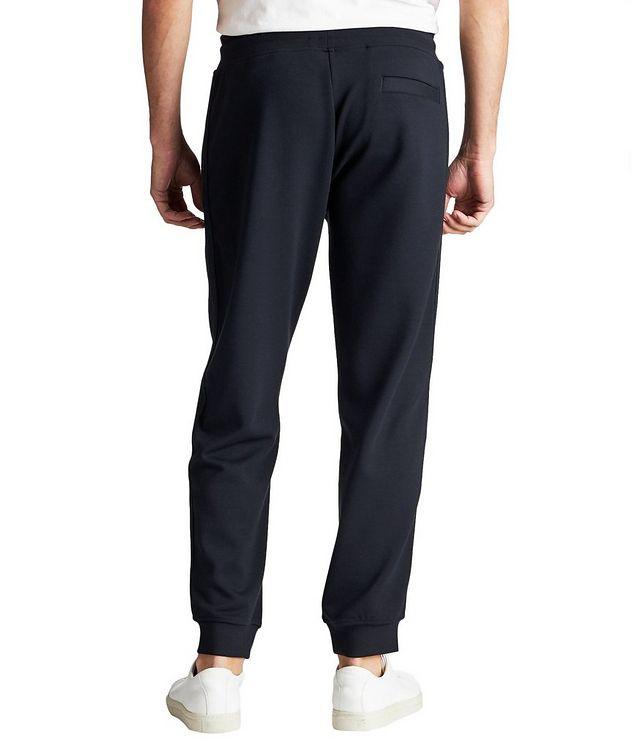 Pantalon sport en tissu extensible picture 2