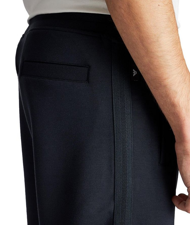 Pantalon sport en tissu extensible image 2
