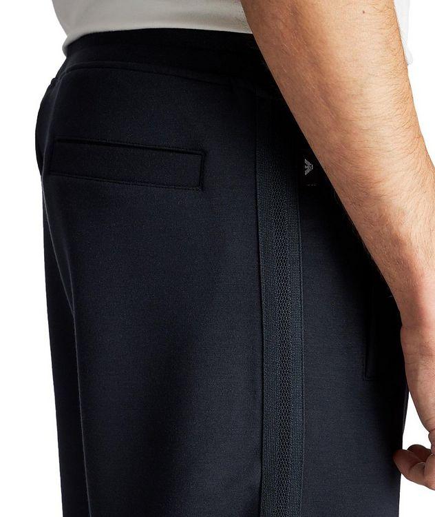 Pantalon sport en tissu extensible picture 3