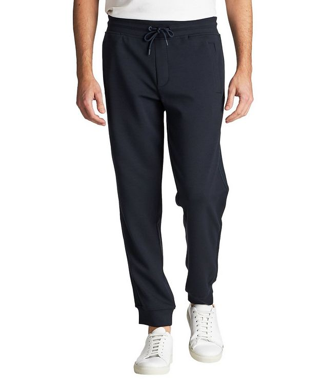 Pantalon sport en tissu extensible picture 1