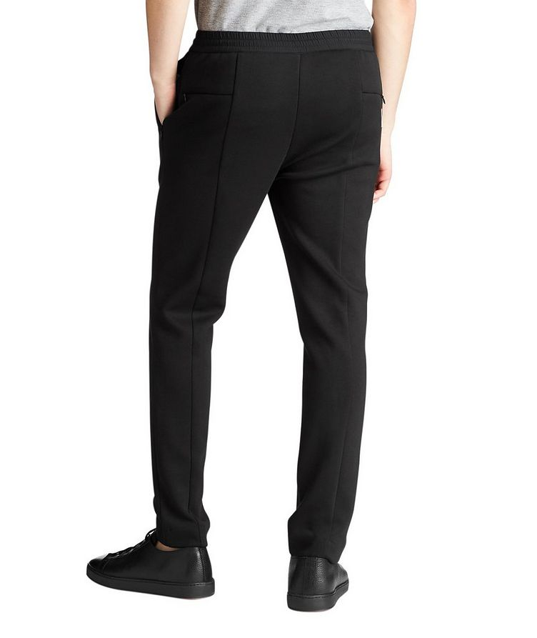 Stretch-Blend Track Pants image 1