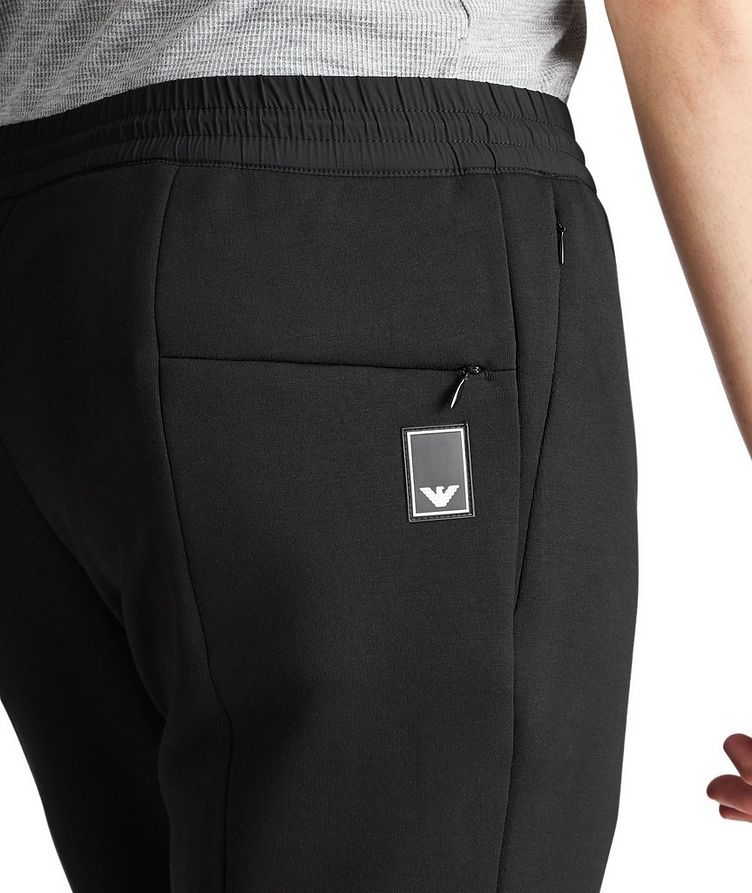 Stretch-Blend Track Pants image 2