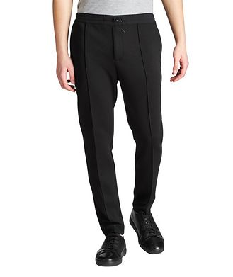 Emporio Armani Stretch-Blend Track Pants