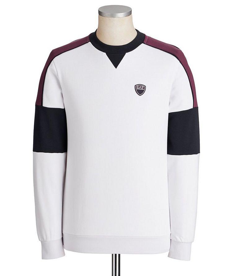 EA7 Cotton Sweatshirt image 0