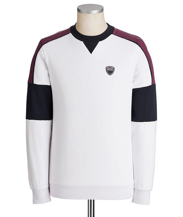 EA7 Cotton Sweatshirt picture 1