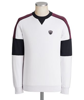 Emporio Armani Pull en coton, collection EA7