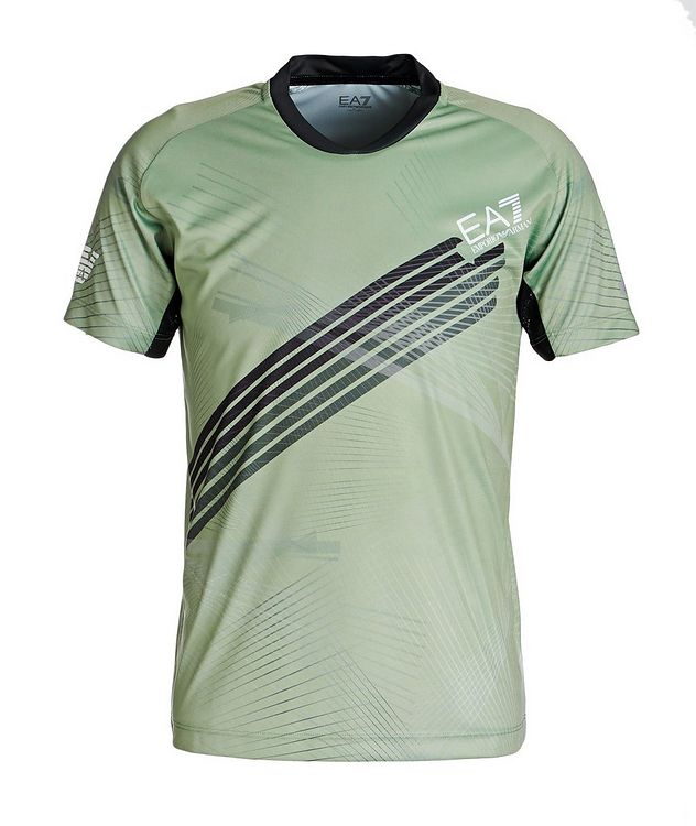 VENTUS7 V-Neck Performance T-Shirt picture 1