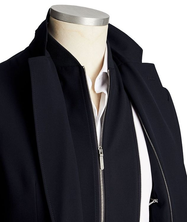 Stretch Jersey Sports Jacket picture 2