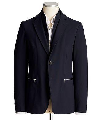 Emporio Armani Stretch Jersey Sports Jacket