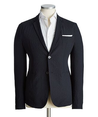 Emporio Armani Unstructured Sports Jacket