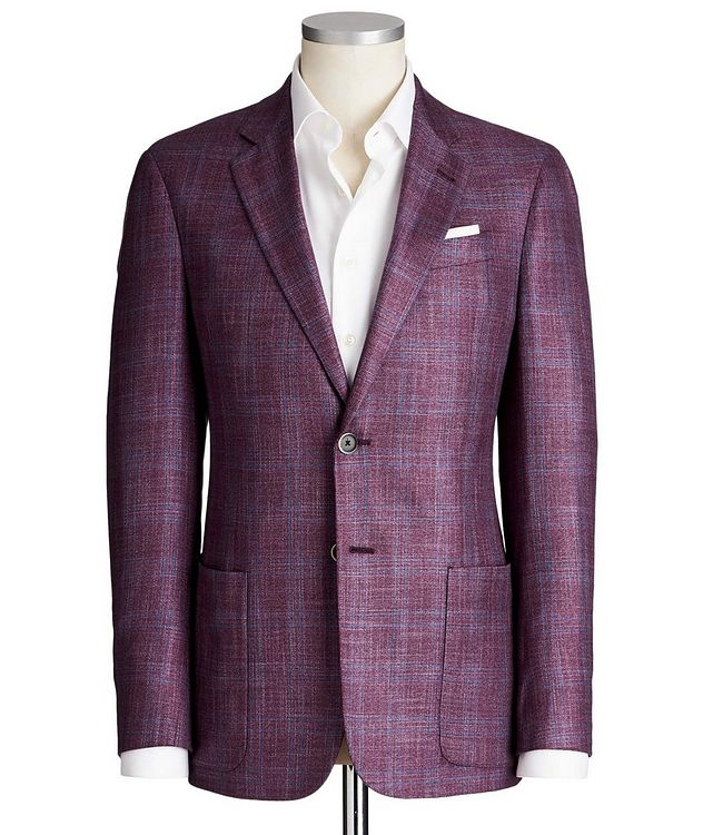 G-Line Deco Checked Sports Jacket picture 1