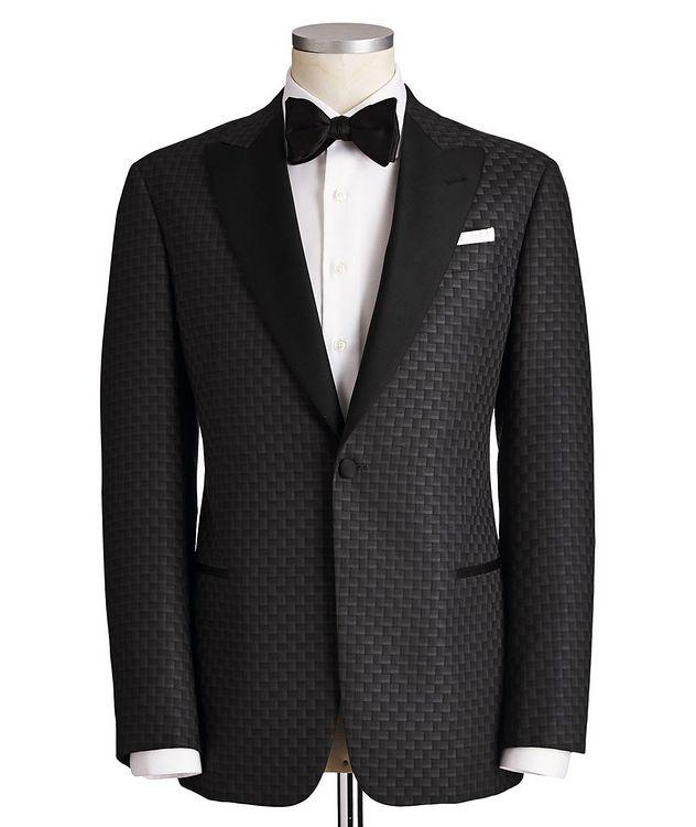 G-Line Wool, Silk & Cashmere Tuxedo Jacket picture 1
