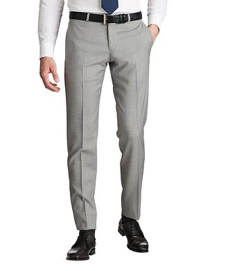Emporio Armani Slim Fit Dress Pants