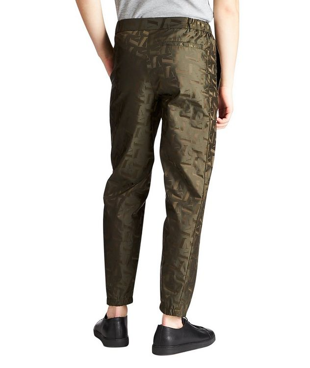 Tonal-Printed Joggers picture 2