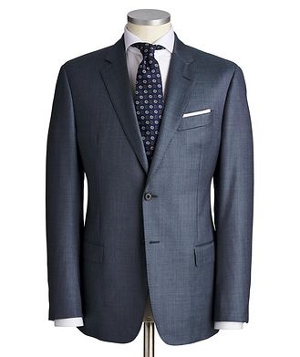 Emporio Armani G-Line Wool Suit