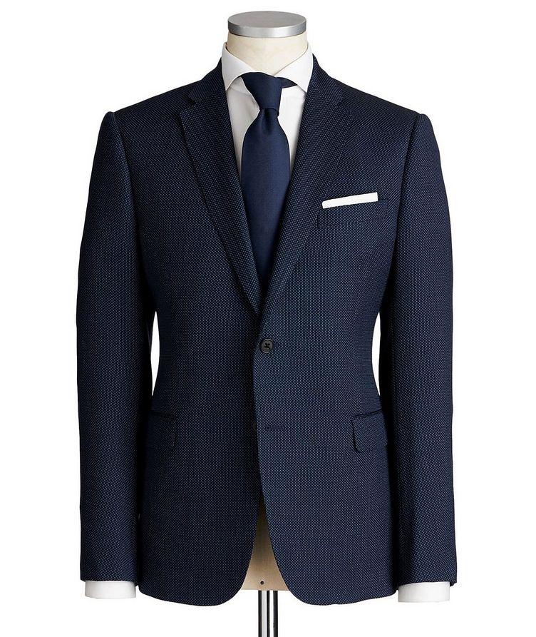 M-Line Pin-Dot Suit image 0