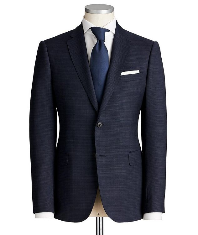 M-Line Crosshatched Suit picture 1