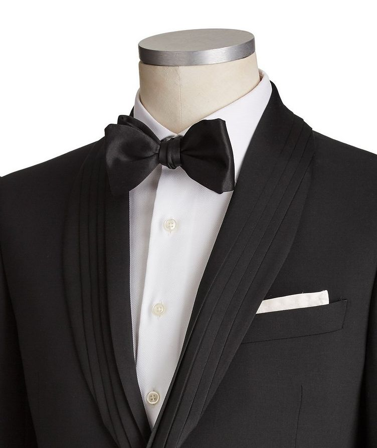 M-Line Stretch-Wool Tuxedo image 1