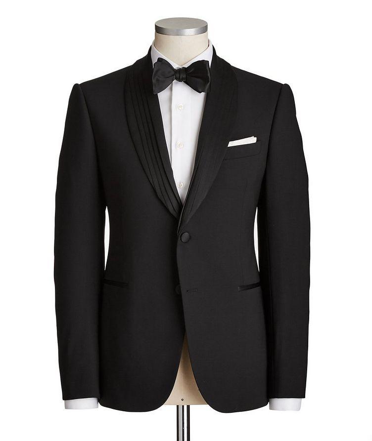 M-Line Stretch-Wool Tuxedo image 0
