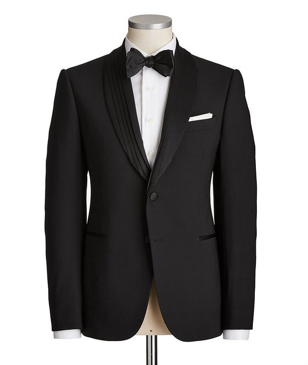 M-Line Stretch-Wool Tuxedo picture 1