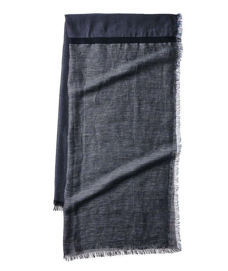 Linen, Cotton & Modal Scarf image 0