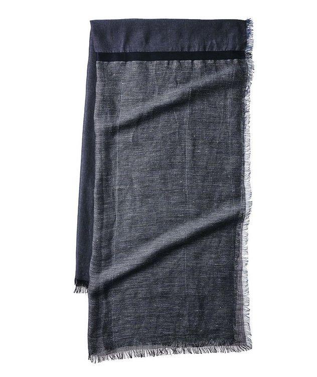 Linen, Cotton & Modal Scarf picture 1