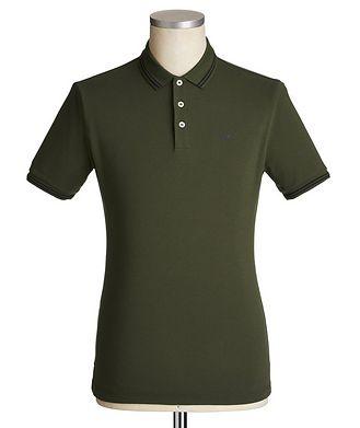 Emporio Armani Cotton Polo
