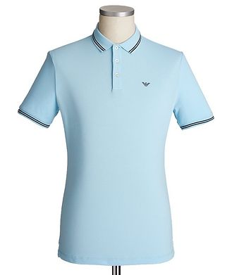 Emporio Armani Cotton Polo