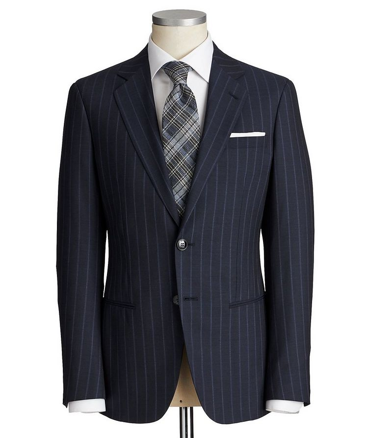 Soho Striped Suit image 0