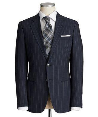 Giorgio Armani Soho Striped Suit