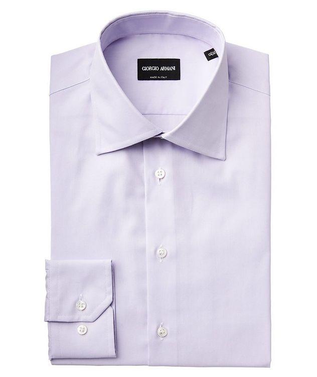 Contemporary Fit Cotton Dress Shirt picture 1