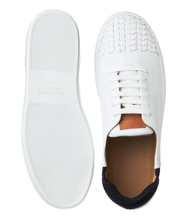 Multi-Texture Sneakers picture 3