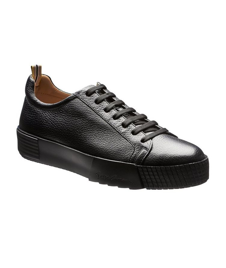Leather Sneakers image 0