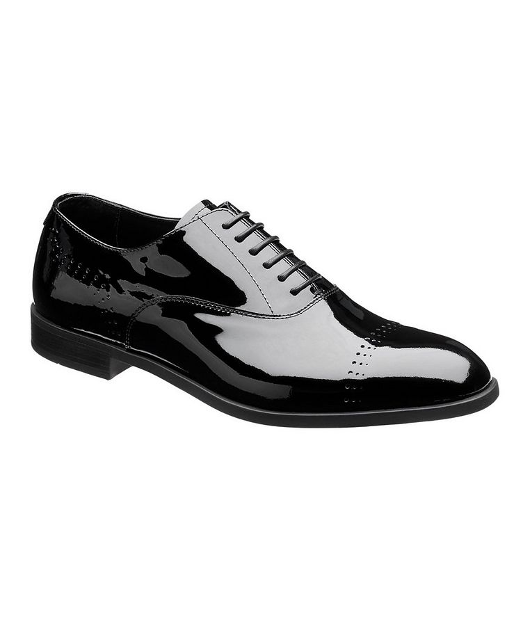 Patent Leather Oxfords image 0