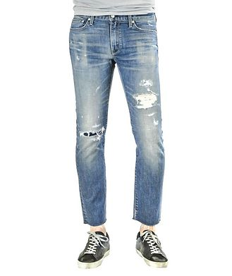 S.M.N. The Finn Tapered Slim Fit Jeans