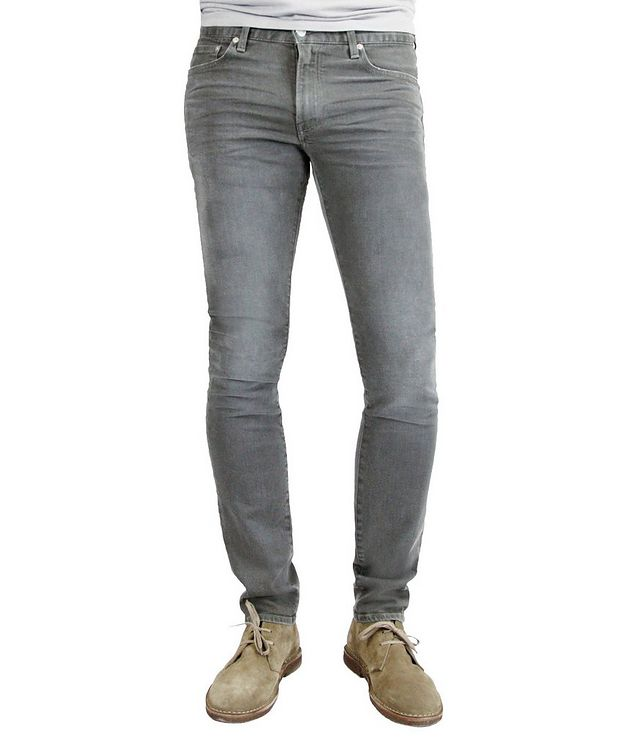 The Finn Tapered Slim Fit Jeans picture 1