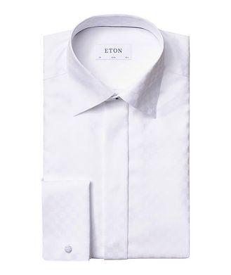 Eton Slim Fit French-Cuff Dress Shirt