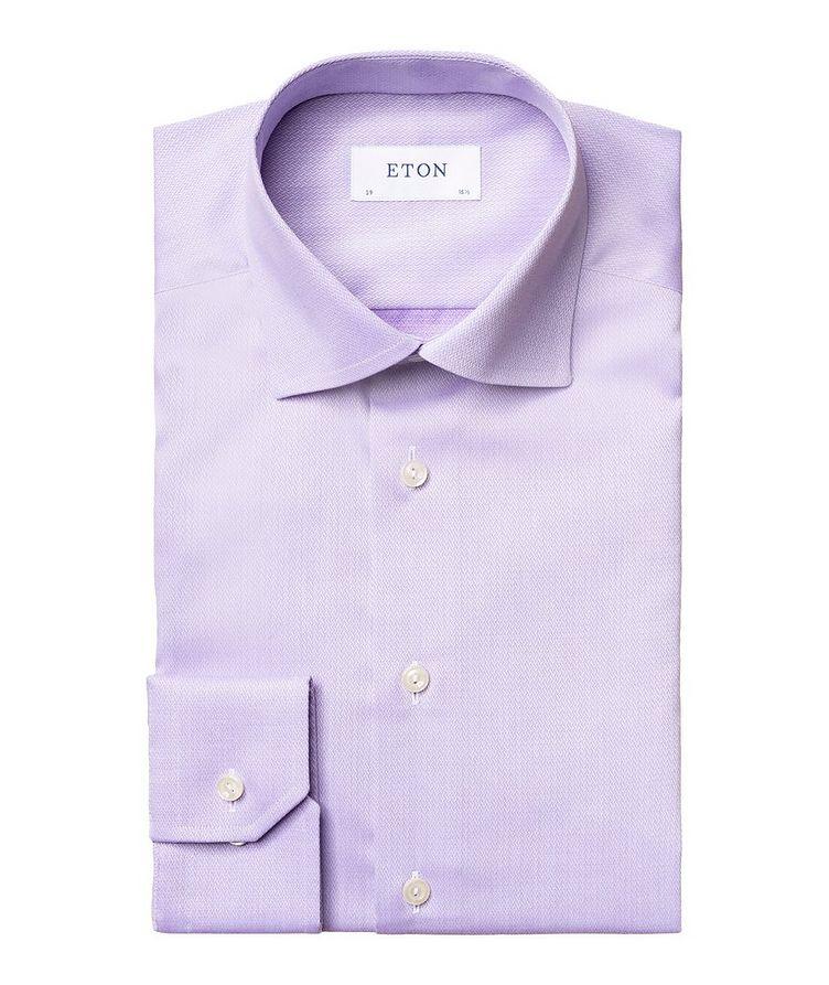 Contemporary Fit Chevron Dress Shirt image 0