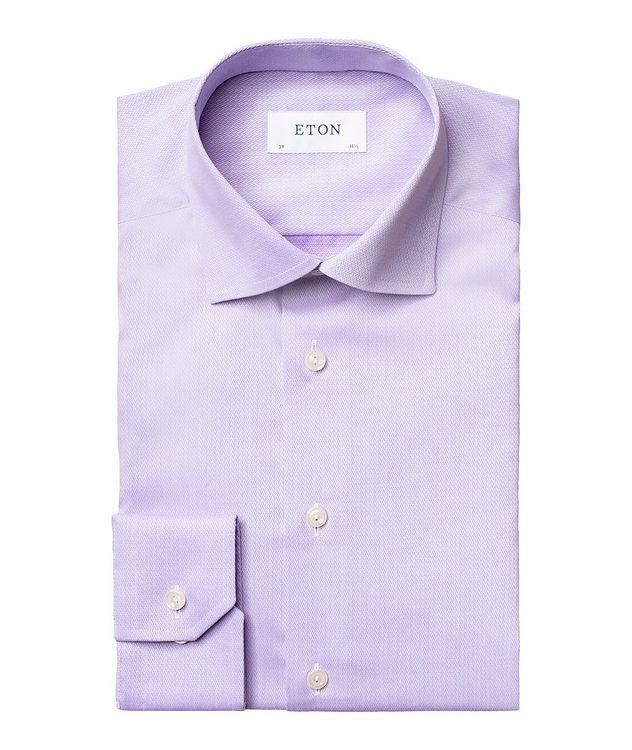 Contemporary Fit Chevron Dress Shirt picture 1