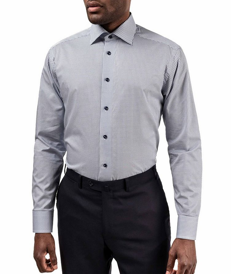 Contemporary Fit Printed Dress Shirt image 1