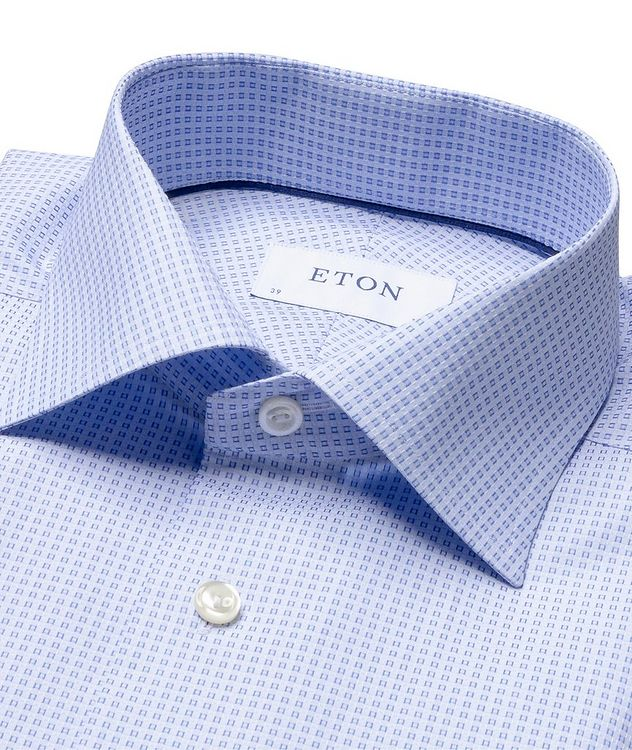 Contemporary Fit Printed Dress Shirt picture 2
