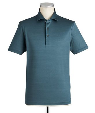 Gran Sasso Cotton Polo