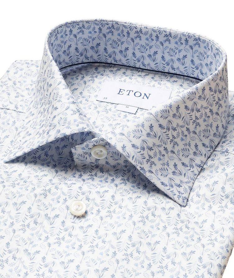 Chemise habillée à motif floral de coupe contemporaine image 1