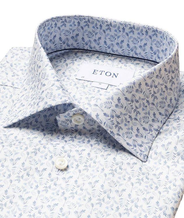 Chemise habillée à motif floral de coupe contemporaine picture 2
