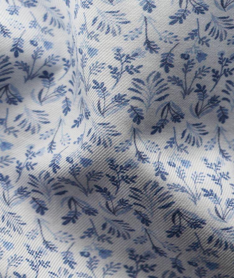 Chemise habillée à motif floral de coupe contemporaine image 2