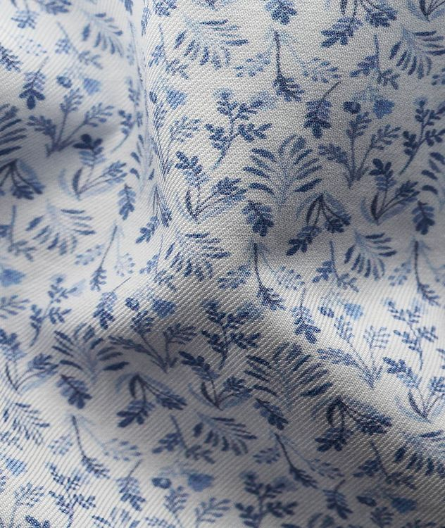 Contemporary Fit Botanical Dress Shirt picture 3