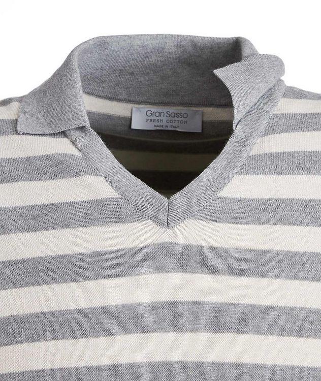 Polo en tricot de coton picture 2